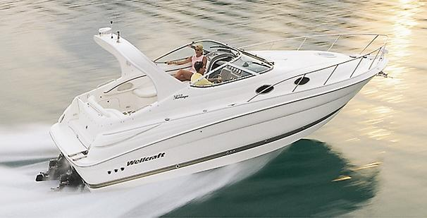 Wellcraft 2800 Martinique Manufacturer Provided Image: 2800 Martinique