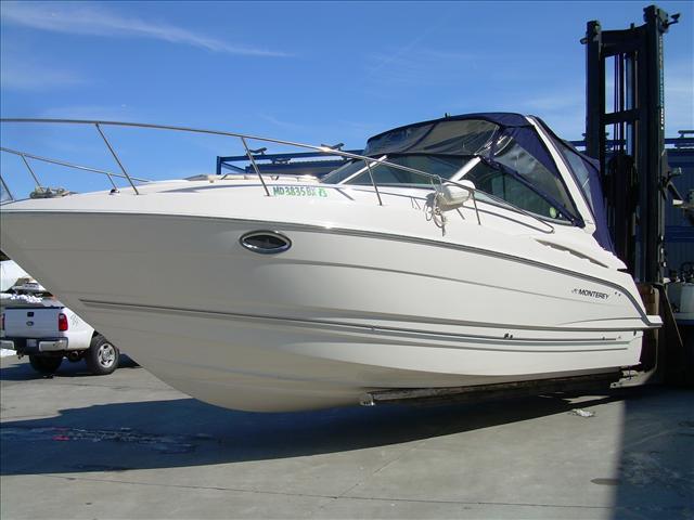 Monterey 290 CR