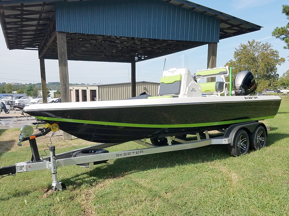 Skeeter SX 210 Bay Green