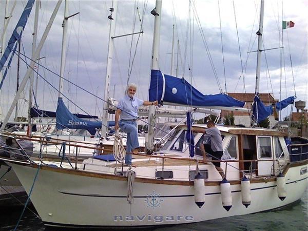 Nauticat 33 NAUTICAT1