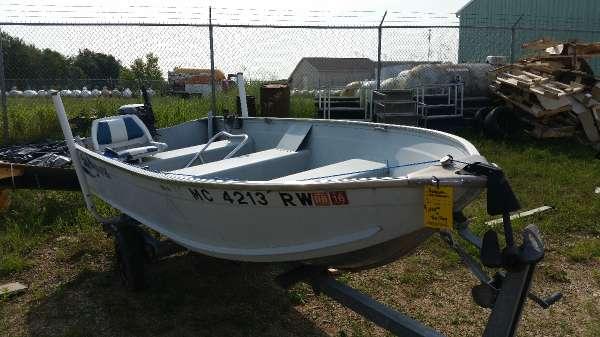 Grumman Row Boat