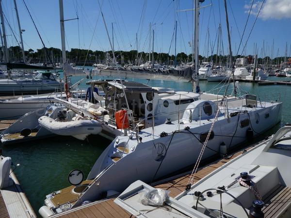 Chantier Fernand HERVE Catamaran 51' Catamaran 51'