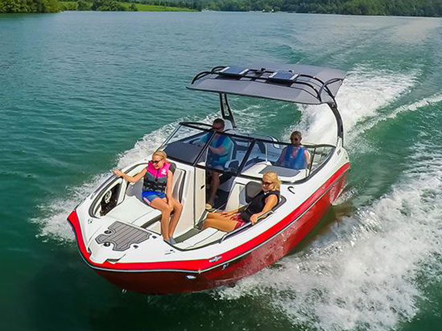 Yamaha 24 FT 242 Limited S E-Series