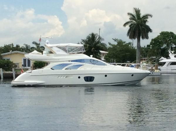 "Azimut Flybridge 2006 55' Azimut Evolution ""Sonar"""
