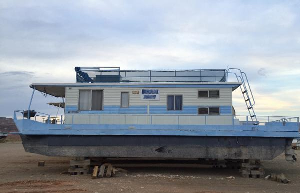 Master Fabricator Pontoon Houseboat