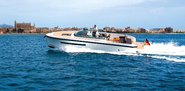 Delta Powerboats Delta 33 Open