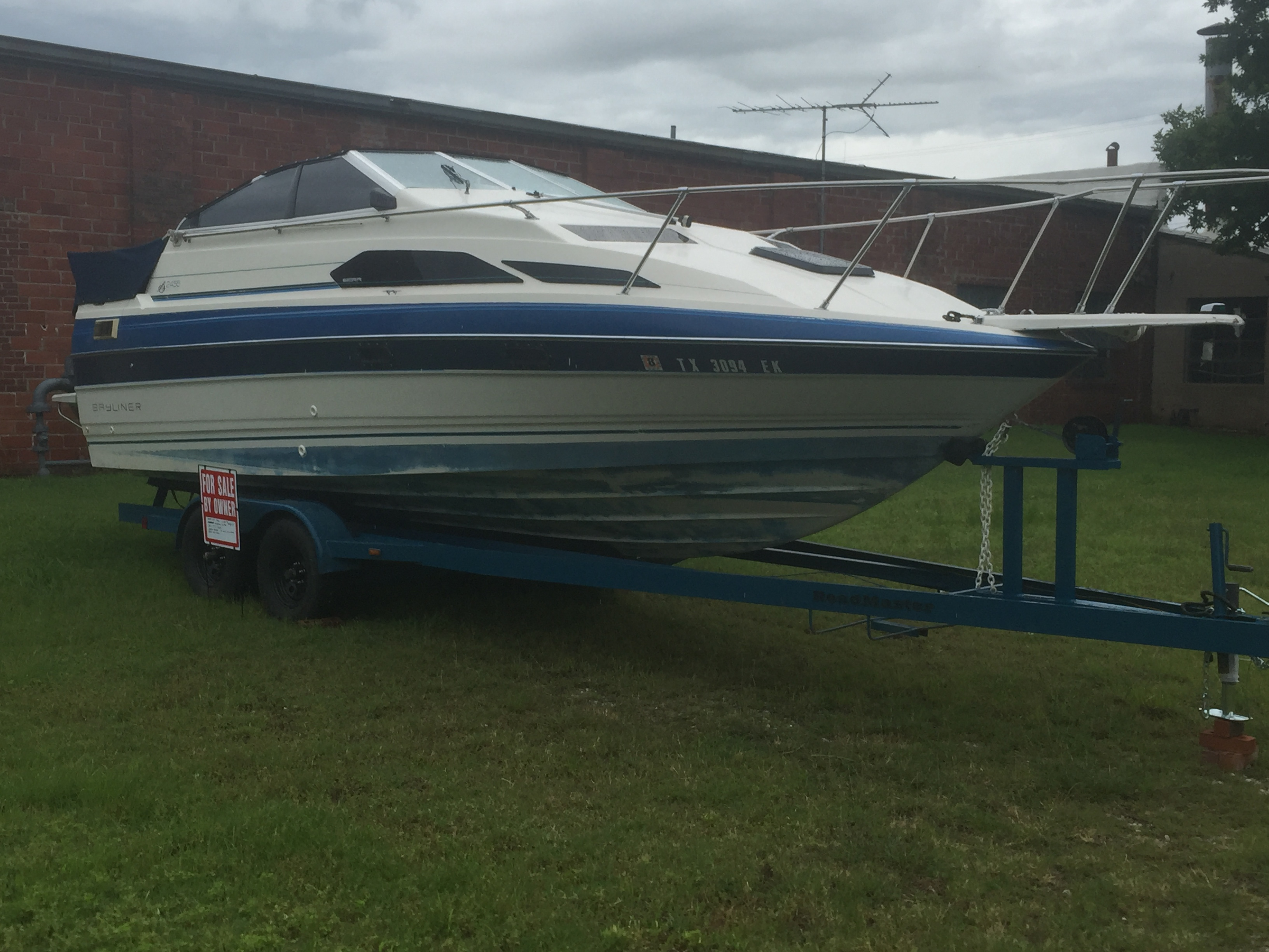 Bayliner 2455 Ciera Sunbridge