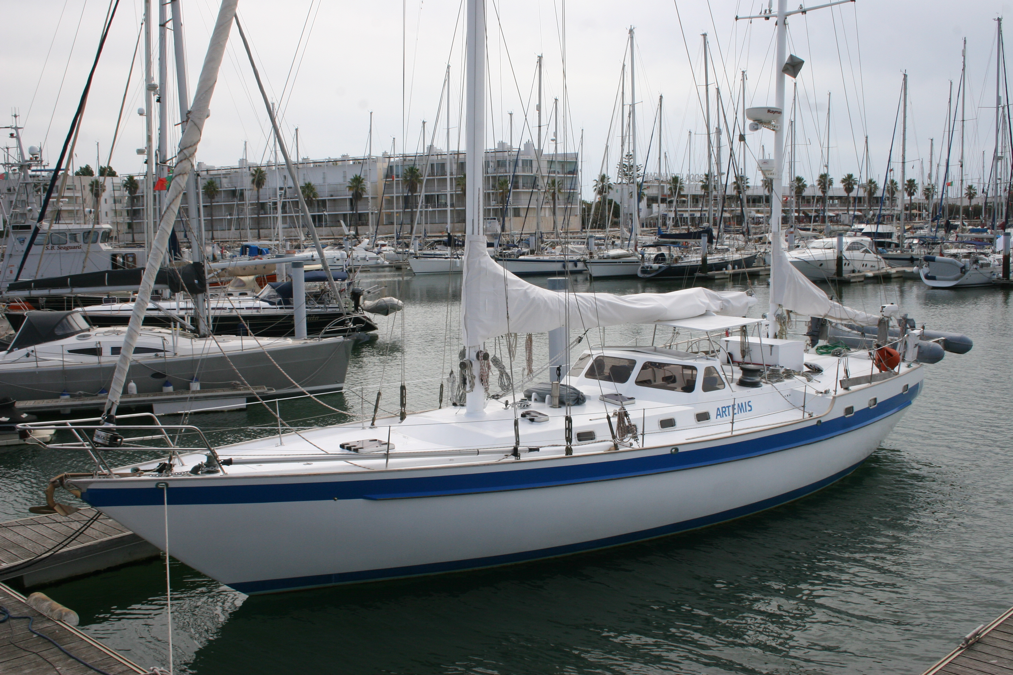 Custom 55 ft Ketch