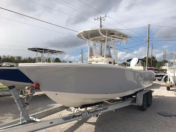 Sea Chaser 24 HFC 2018 Sea Chaser 24 HFC Single