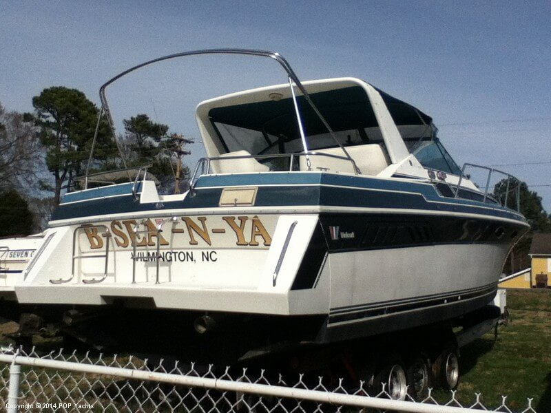 Wellcraft St Tropex Ex 3200 1988 Wellcraft 32 St Tropez for sale in Belmont, NC
