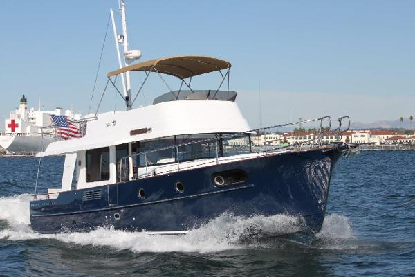 Beneteau America Swift Trawler 44 Underway