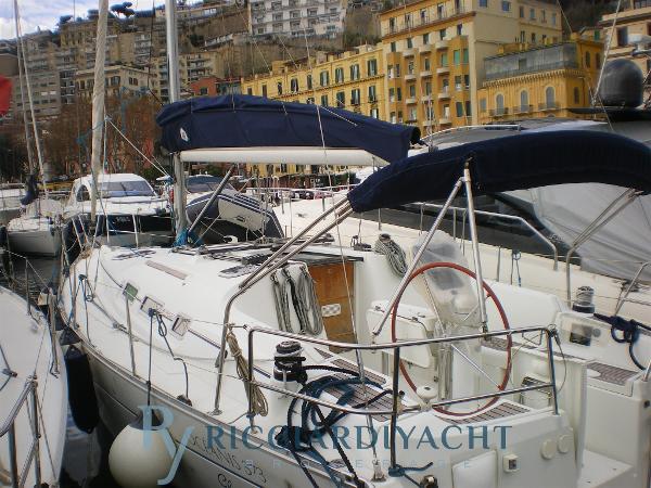 Beneteau Oceanis Clipper 373 IMGP0238