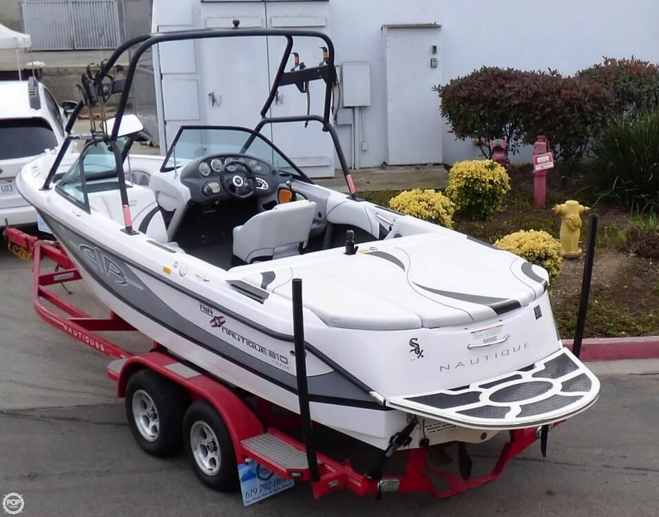 Correct Craft SUPER AIR NAUTIQUE 210 TEAM EDITION 2003 Correct Craft CORRECT CRAFT Super Air NAUTIQUE 210 TEAM Edition for sale in San Diego, CA