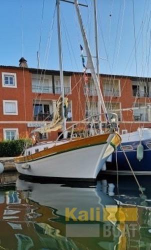 Custom NAVIBAC Pointu Marseillais POINTU BARQUE NAVIBAC  (1)
