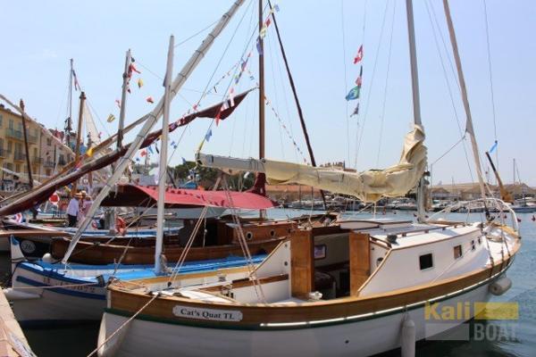 Custom NAVIBAC Pointu Marseillais POINTU BARQUE NAVIBAC (12)