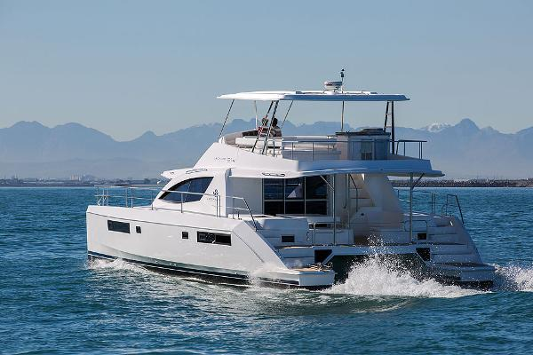 Leopard 51 PC Manufacturer Provided Image: Leopard 51 PC Stern