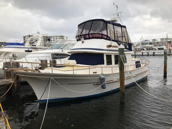 Hershine 41 Newburyport Aft Cabin Trawler