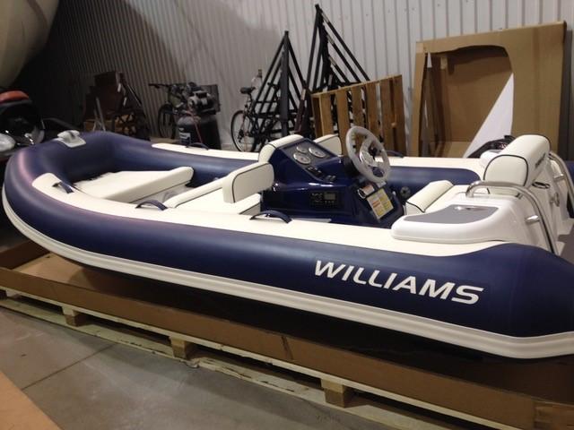 Williams Jet Tenders 385 Williams 2014 385 TurboJet