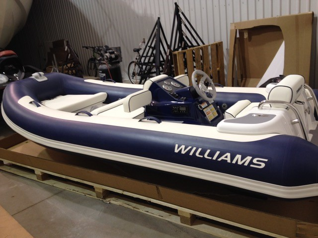 Williams Jet Tenders 385 Williams 2014 385 TurboJet