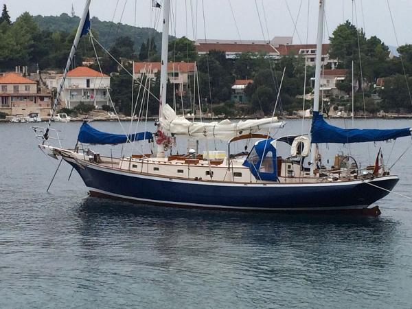 Custom Cherubini Boat Company Cherubini 44 Ketch Foto 3