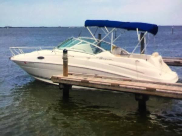Sea Ray 240 Sundancer Sea Ray 240 Sundancer
