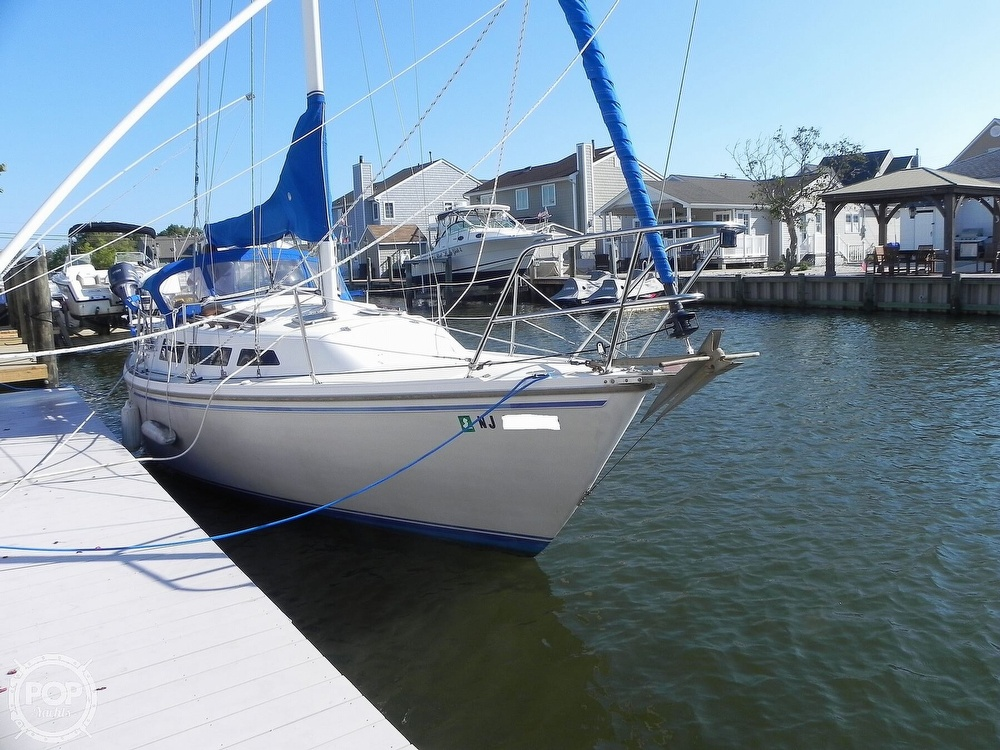 Catalina 27 Tall Rig 1985 Catalina 27 for sale in Brick, NJ