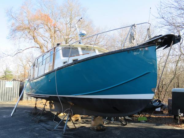 Downeast T Jason 35