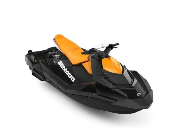 Sea-Doo Spark® 3-up Rotax® 900 H.O ACE™ IBR, CONV & Sound System