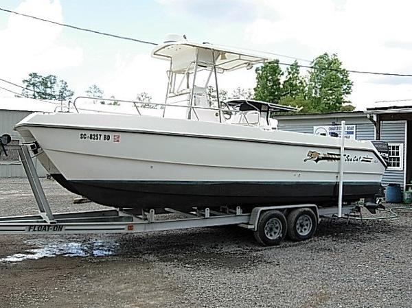 Sea Cat SL3 Cat