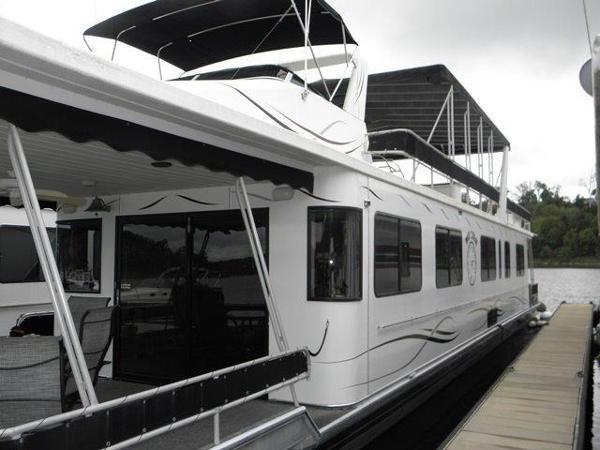 Sumerset Houseboats 16x76 Houseboat