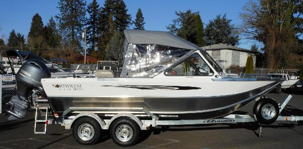 Northwest Boats Freedom 196