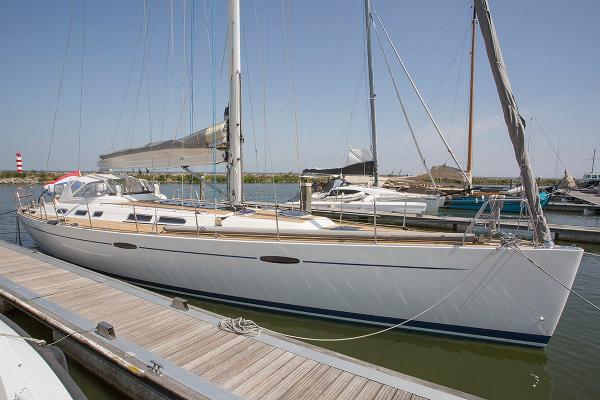 Sweden Yachts 54 Ocean