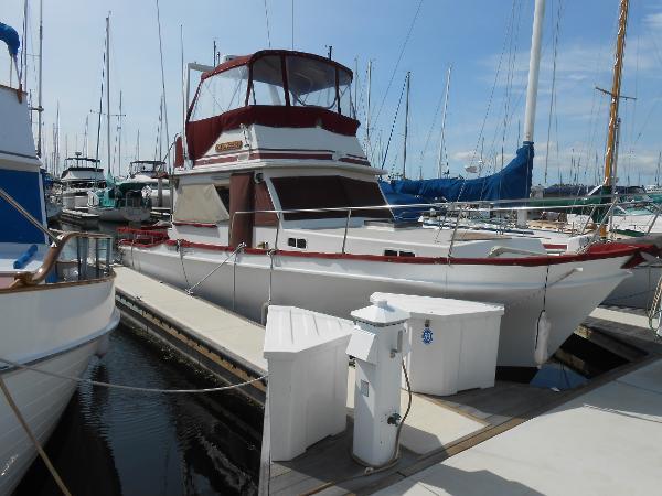 Californian Long Range Cruiser Island Rose