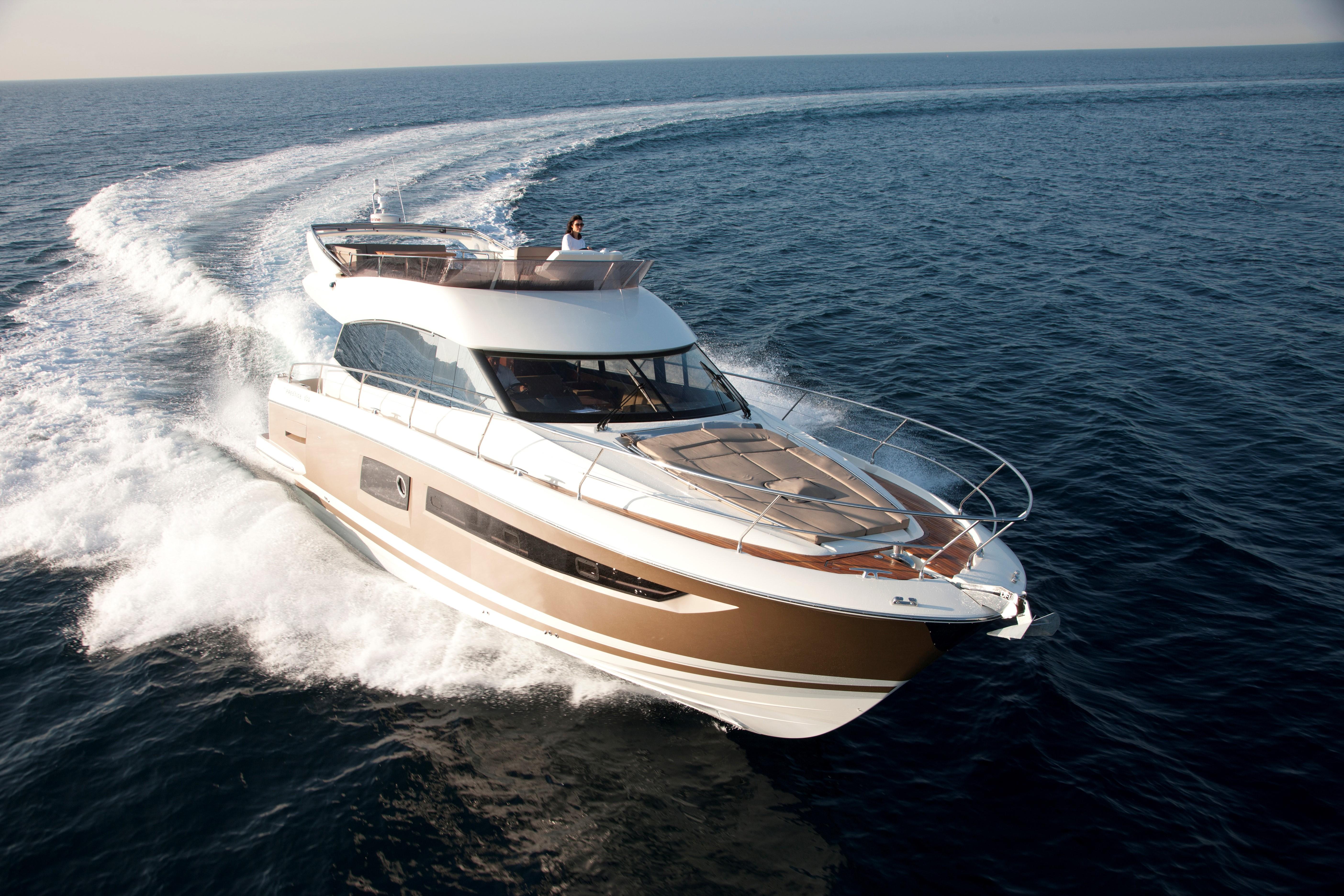 Prestige 500 Prestige 500 Yacht