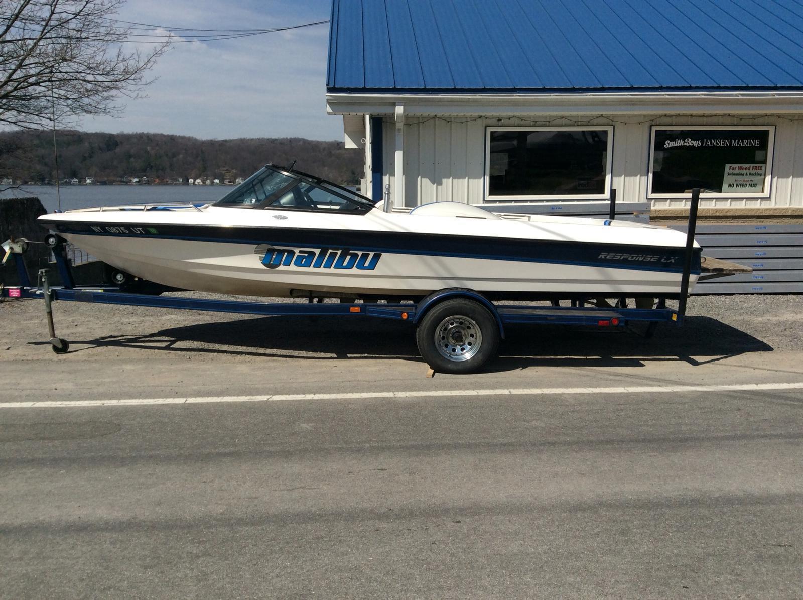 Malibu Boats LLC RESPONSE LX