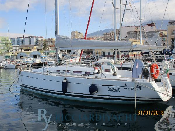 Beneteau First 35 IMG_0619