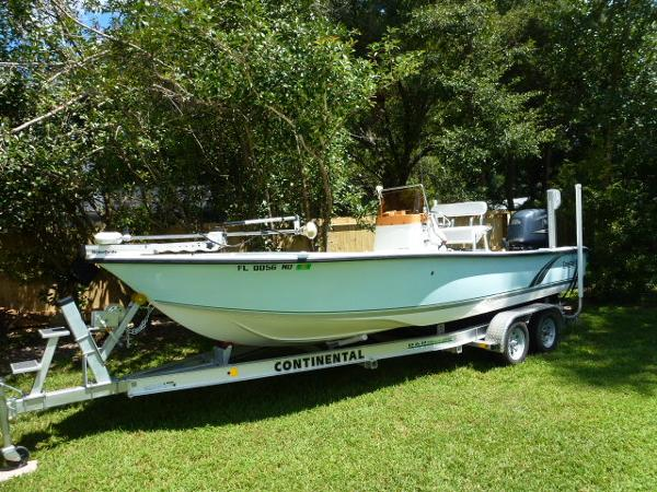 Action Craft 2110 TE Coastal Bay