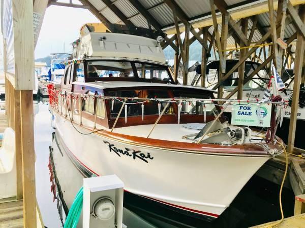 Trawler 32 Norwester