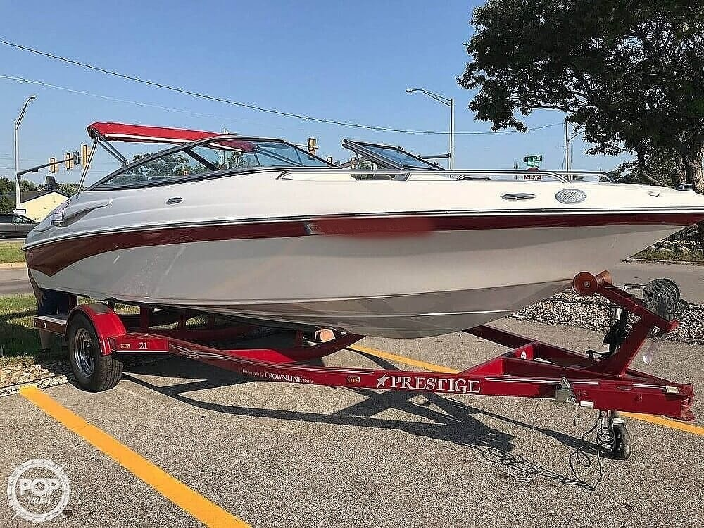 Crownline 21SS 2007 Crownline 21SS for sale in Urbandale, IA