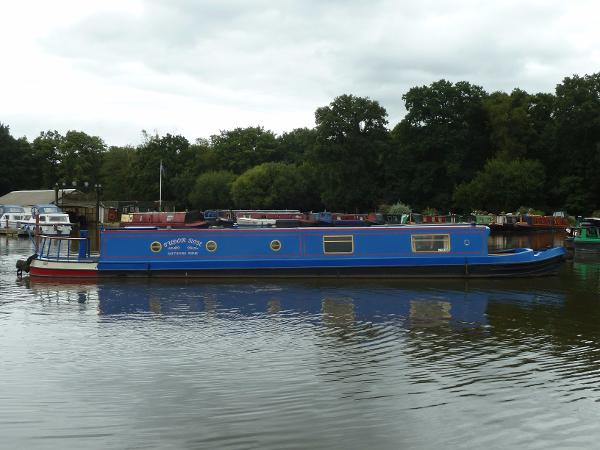 Heron Boatbuilders Cruiser Stern Narrowboat