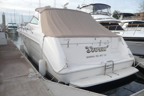 "Sea Ray 500 Sundancer 50' Sea Ray Sundancer ""SUPER"""