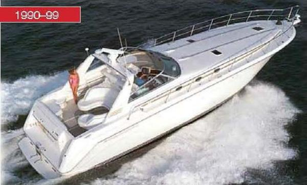 Sea Ray 500 Sundancer Sistership