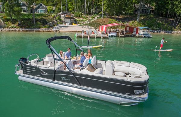 Tahoe Pontoon 2385 Cascade Elite