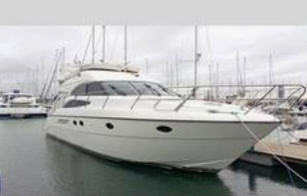 Princess FLYBRIDGE 50 Princess FLYBRIDGE 50