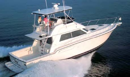 Tiara 4300 Convertible- LOADED