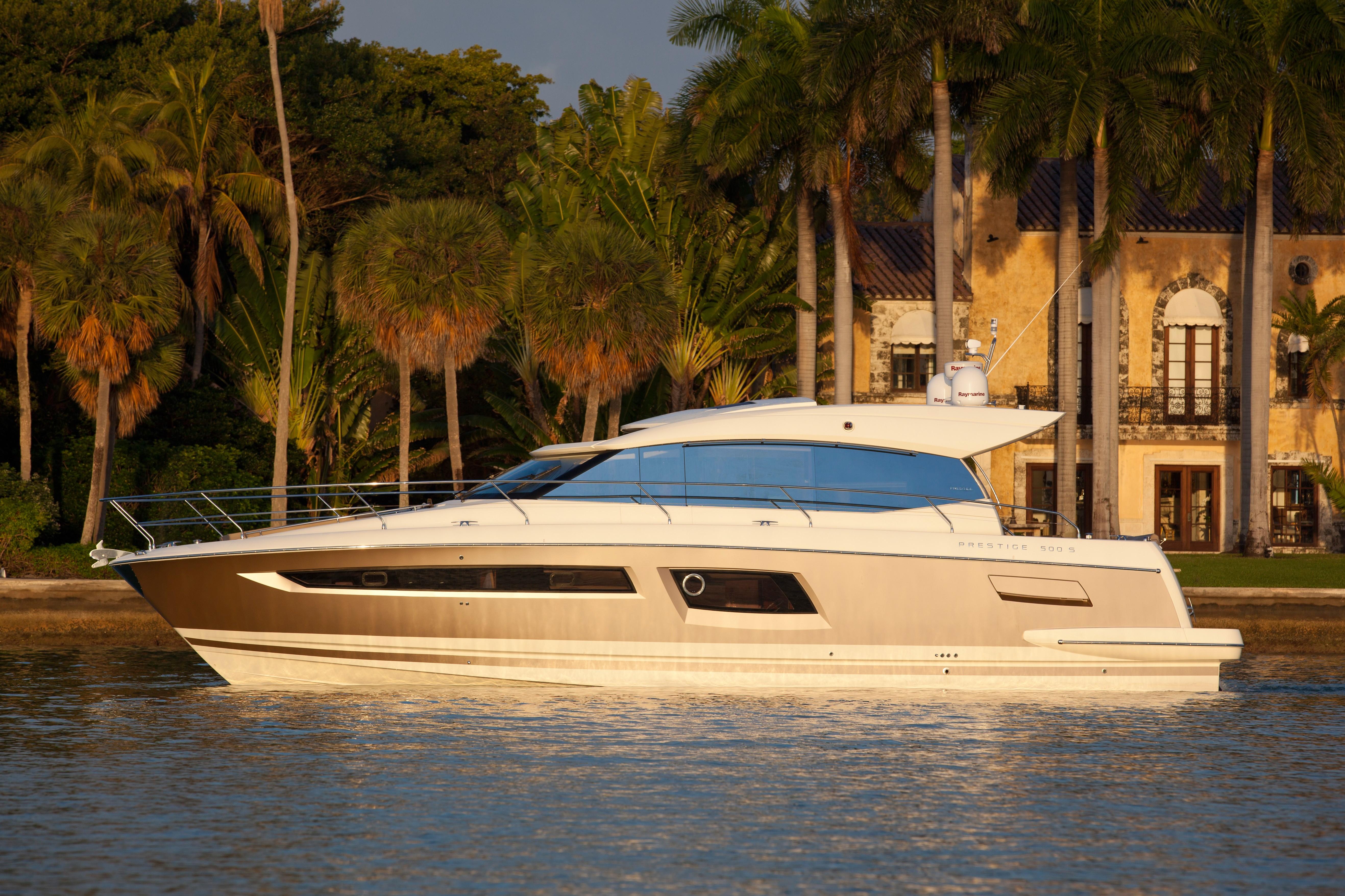 Prestige 500 S Prestige 500s Yacht