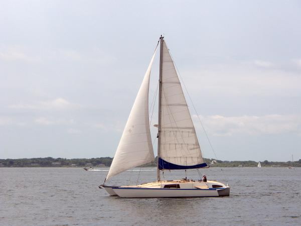 Custom Simpson Liahona 43 Catamaran Simpson Liahona 43 Trimaran