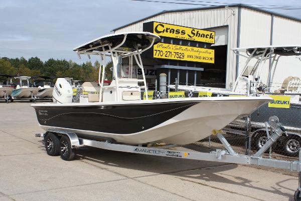 Carolina Skiff 25 LS