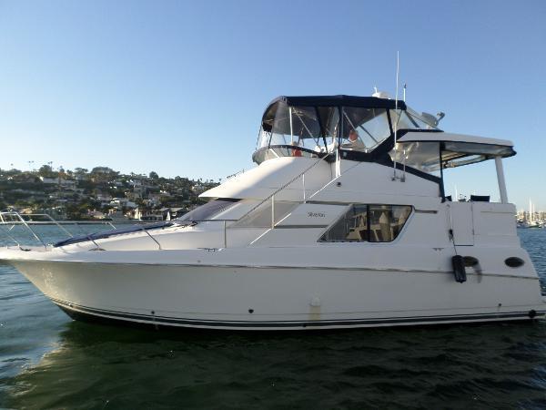 Silverton 372/ 392 Motor Yacht Brighton Belle!