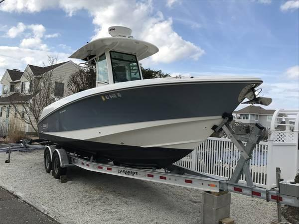 Boston Whaler 280 Outrage 28 Boston Whaler 280 Outrage 2013